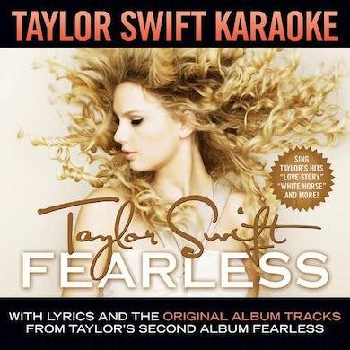Taylor Swift - Fearless - Karaoke CD/DVD