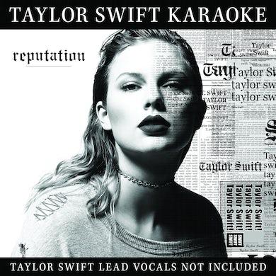 Taylor Swift - reputation Karaoke - CD
