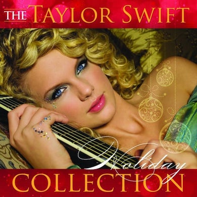 Taylor Swift - The Taylor Swift Holiday Collection - CD