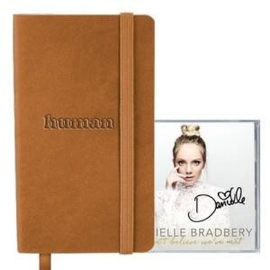 Danielle Bradbery I Don't Believe We've Met: Diary + Signed CD Bundle