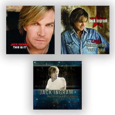 Jack Ingram: 13th Anniversary Bundle