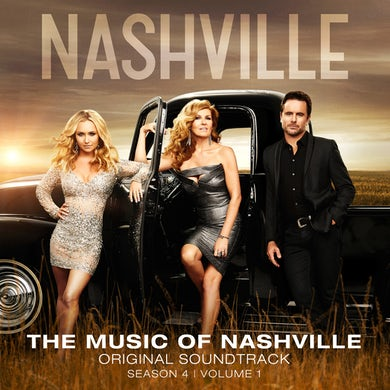 Steven Tyler Music Of Nashville - Original Soundtrack - Season 4 Volume 1
