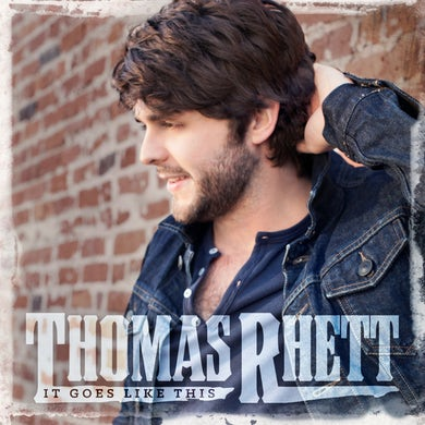 Thomas Rhett - It Goes Like This - Vinyl
