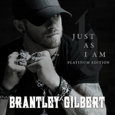Brantley Gilbert - Just As I Am Platinum Edition - Vinyl