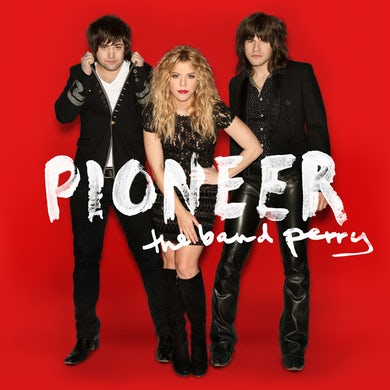 The Band Perry - Pioneer - Vinyl