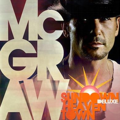 Sundown Heaven Town Deluxe - Vinyl