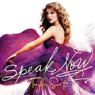 Taylor Swift - Speak Now - Vinyl