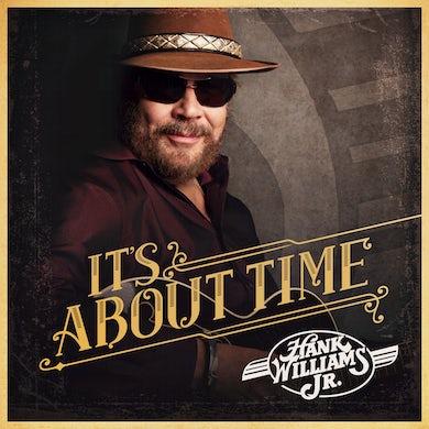 Hank Williams Jr. Hank Williams, Jr. - It's About Time - Vinyl