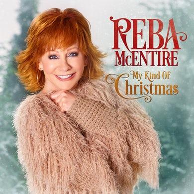 Reba Mcentire My Kind Of Christmas - CD