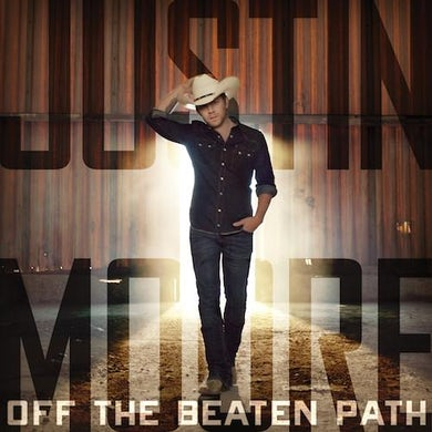 Justin Moore - Off The Beaten Path - CD