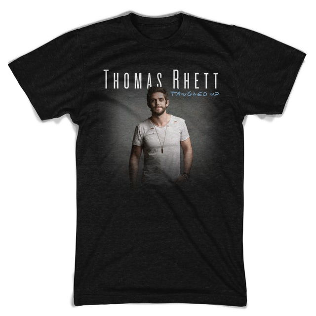 Thomas Rhett - Tangled Up T-Shirt Bundle
