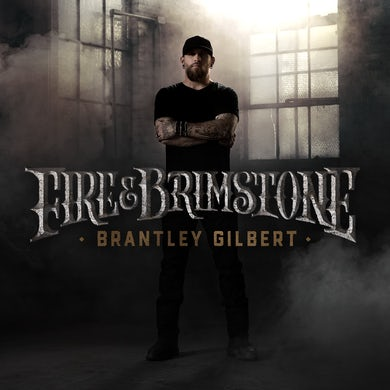Fire & Brimstone - CD