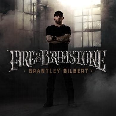 Brantley Gilbert - Fire & Brimstone - CD