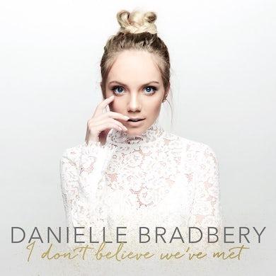 I Don't Believe We've Met - CD