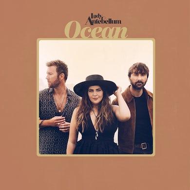 Lady A Ocean - CD