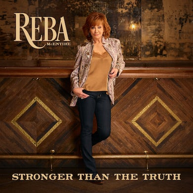 Reba McEntire - Stronger Than The Truth - CD
