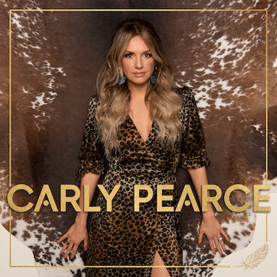 Carly Pearce - Self-Titled Album - Vinyl
