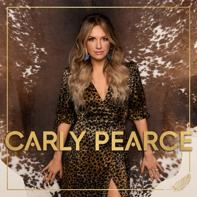 Carly Pearce - Self-Titled Album - Vinyl