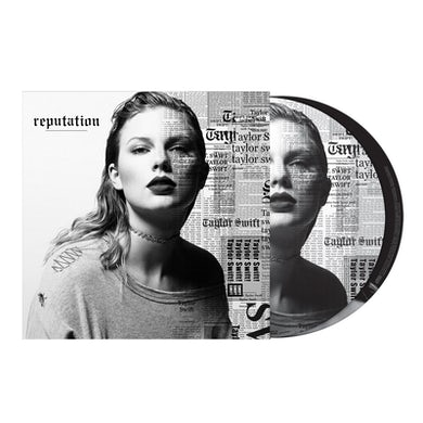 Taylor Swift - Reputation - Vinyl (Picture Disc)