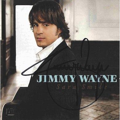 Jimmy Wayne - Sara Smile - Autographed