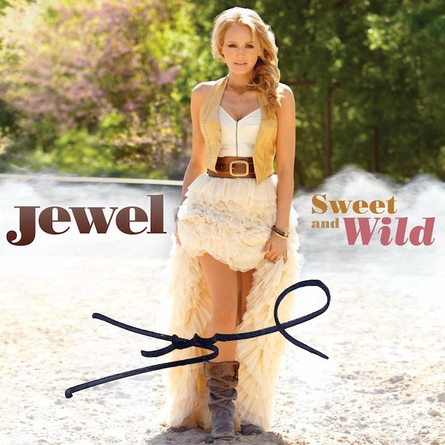 Jewel - Sweet And Wild - Autographed