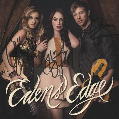 Edens Edge - Autographed
