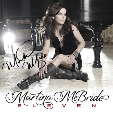 Martina McBride - Eleven - Autographed