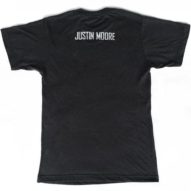 "Justin Moore - ""Kinda Don't Care"" Tee"