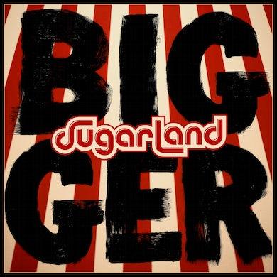 Bigger - CD