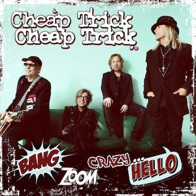 Cheap Trick - Bang, Zoom, Crazy…Hello - Vinyl