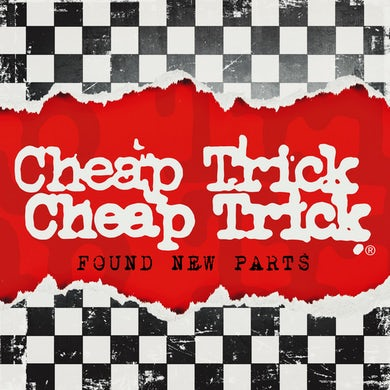"""Cheap Trick - Found New Parts - 10"""" Record Store Day Vinyl"""
