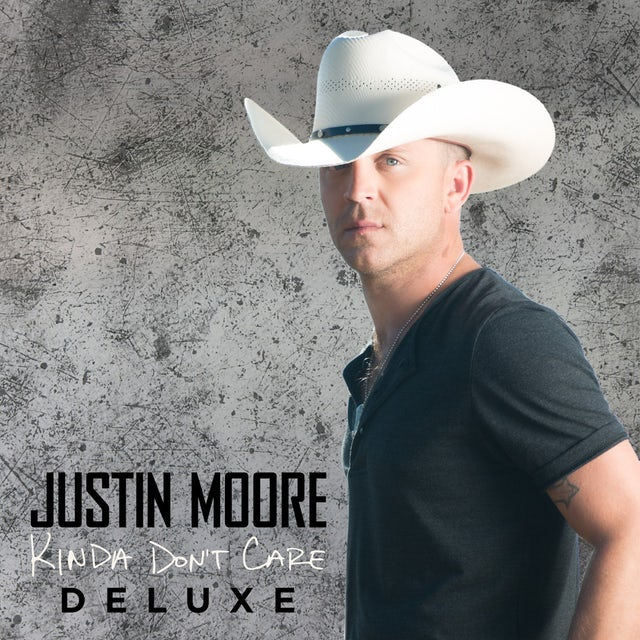 Justin Moore - Kinda Don't Care (Deluxe) - Vinyl
