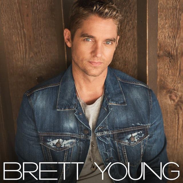 Brett Young - Self-titled - CD