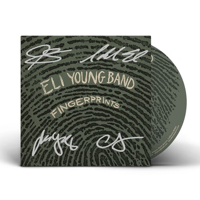 Fingerprints - Autographed