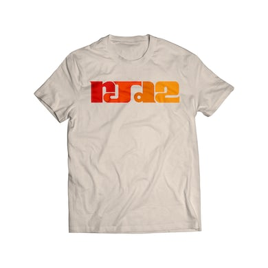 Rjd2 Color Blocked Logo T-Shirt