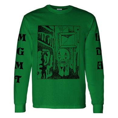 MGMT Little Dark Age [GREEN] L/S T-shirt
