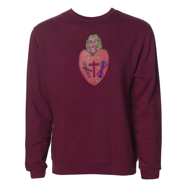 MGMT Heart Sweatshirt