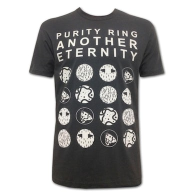 White Print Another Eternity T-Shirt