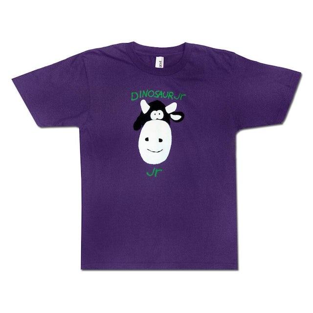 Dinosaur Jr. Kid's Cow T-shirt