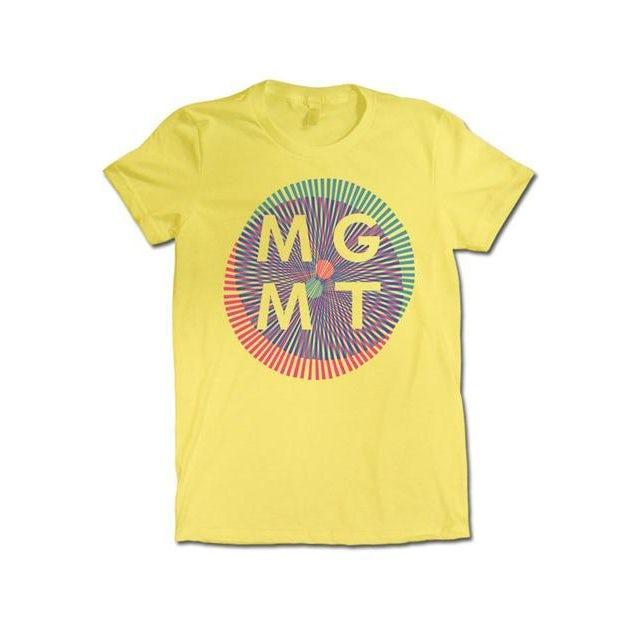 MGMT Girl's Op-Art T-shirt