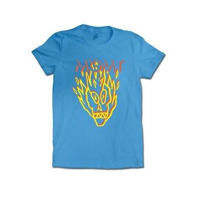 MGMT Girl's Skull T-shirt