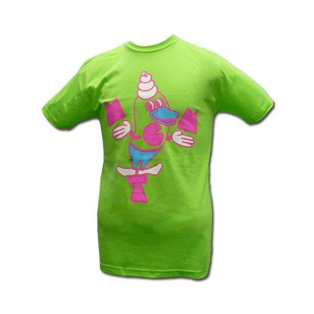 MGMT Green Soft Serve T-shirt