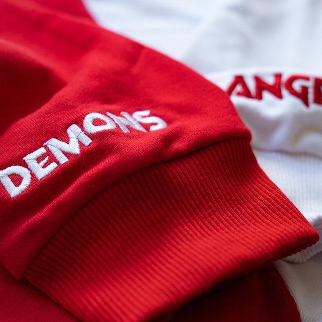 Suigeneris Demons and Angels Split Hoodie + Album Download