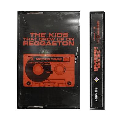 Kids That Grew Up On Reggaeton Cassette