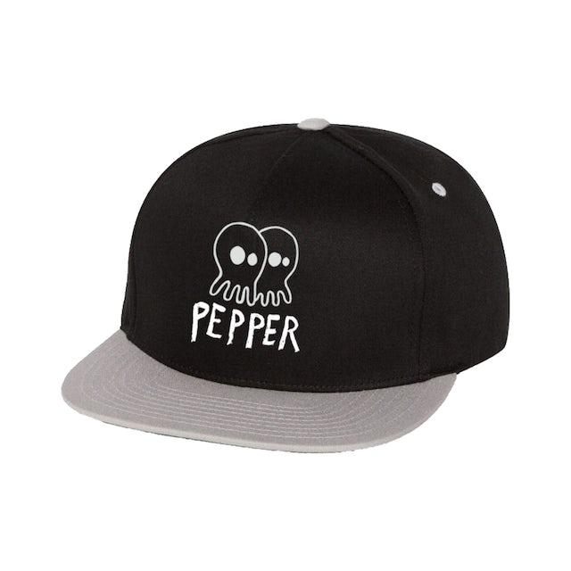 Pepper Skullconut Snapback Hat