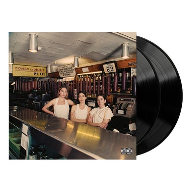 Haim Women in Music Pt. III Standard Black Vinyl