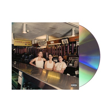 Haim Women in Music Pt. III CD