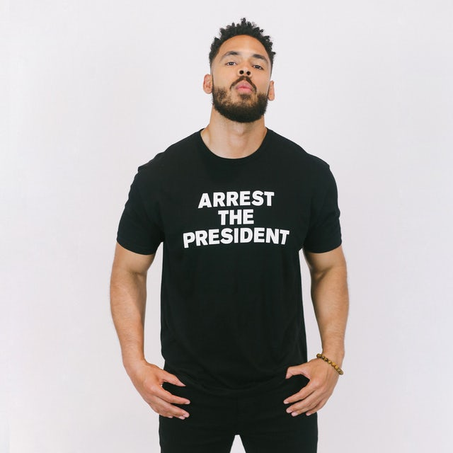 Okayplayer Arrest the President T-Shirt