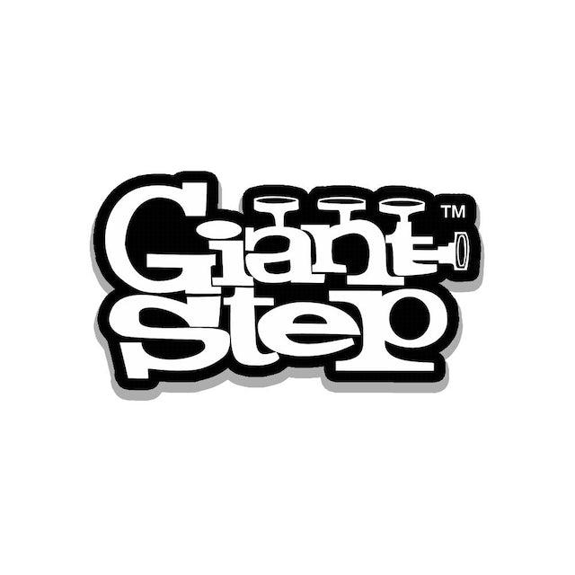 Okayplayer Giant Step Logo Pin