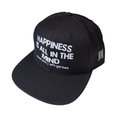"""Dead Prez Happiness Is All In The Mind"""" Hat"""